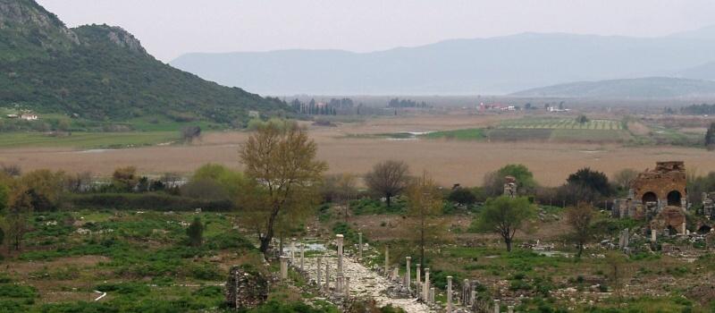 Pøístav v Efesu